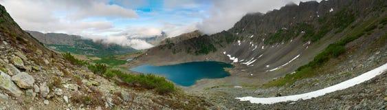μεγάλο βουνό λιμνών Στοκ εικόνες με δικαίωμα ελεύθερης χρήσης