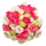μεγάλο διάνυσμα τριαντάφυλλων ανθοδεσμών Στοκ Εικόνες