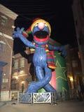 Μεγάλο διογκώσιμο μπαλόνι Grover στον κόσμο της Disney στοκ φωτογραφία με δικαίωμα ελεύθερης χρήσης