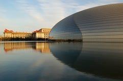 μεγάλο εθνικό θέατρο Στοκ Εικόνα