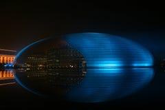 μεγάλο εθνικό θέατρο Στοκ φωτογραφία με δικαίωμα ελεύθερης χρήσης