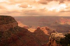 μεγάλο εθνικό πάρκο ΗΠΑ φαραγγιών στοκ εικόνα