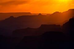 μεγάλο ηλιοβασίλεμα φα& Στοκ εικόνα με δικαίωμα ελεύθερης χρήσης