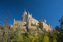 Μεγάλο ισπανικό φρούριο στοκ φωτογραφίες με δικαίωμα ελεύθερης χρήσης