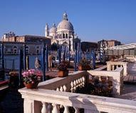 Μεγάλο κανάλι, Βενετία, Ιταλία. Στοκ φωτογραφία με δικαίωμα ελεύθερης χρήσης