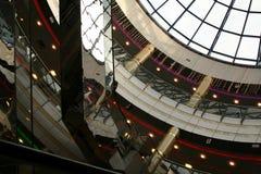 μεγάλο κατάστημα φουαγιέ Στοκ Φωτογραφία