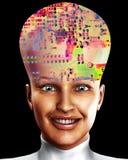 Μεγάλο κεφάλι 15 απεικόνιση αποθεμάτων