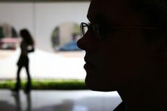 μεγάλο κορίτσι λίγα Στοκ φωτογραφίες με δικαίωμα ελεύθερης χρήσης
