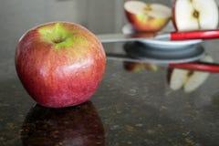Μεγάλο μήλο McCoun Στοκ φωτογραφίες με δικαίωμα ελεύθερης χρήσης
