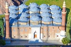 μεγάλο μουσουλμανικό τέμενος στοκ φωτογραφία
