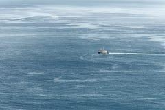μεγάλο μπλε Στοκ Φωτογραφίες