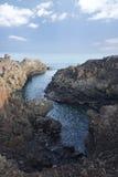 μεγάλο νησί ακτών γεια Στοκ Φωτογραφίες