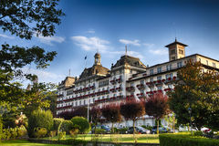 Μεγάλο ξενοδοχείο στοκ εικόνα
