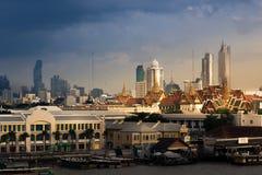 Μεγάλο παλάτι στη Μπανγκόκ, Ταϊλάνδη στοκ εικόνες