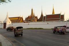 μεγάλο παλάτι Ταϊλάνδη της Μπανγκόκ Στοκ Εικόνα