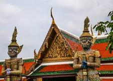 μεγάλο παλάτι Ταϊλάνδη της Στοκ Φωτογραφία