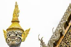 μεγάλο παλάτι Ταϊλάνδη της Στοκ εικόνα με δικαίωμα ελεύθερης χρήσης