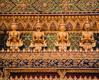μεγάλο παλάτι Ταϊλάνδη της Στοκ Φωτογραφίες