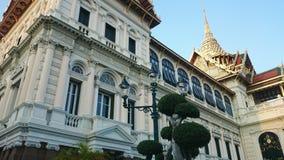 μεγάλο παλάτι Ταϊλανδός Στοκ εικόνα με δικαίωμα ελεύθερης χρήσης