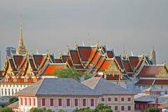 μεγάλο παλάτι της Μπανγκόκ Στοκ Φωτογραφία