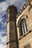 μεγάλο πανεπιστήμιο πύργω Στοκ εικόνες με δικαίωμα ελεύθερης χρήσης