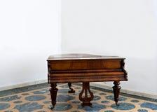 μεγάλο πιάνο συναυλίας Στοκ Φωτογραφία