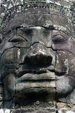 μεγάλο πρόσωπο khmer Στοκ Φωτογραφία
