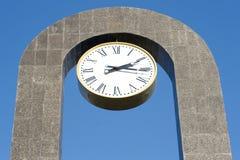 μεγάλο ρολόι Στοκ Εικόνες