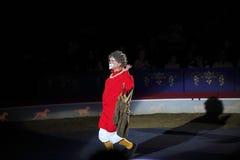 μεγάλο τσίρκο μήλων Στοκ Εικόνες