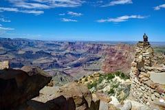 Μεγάλο φαράγγι - Αριζόνα - ΗΠΑ στοκ φωτογραφία με δικαίωμα ελεύθερης χρήσης
