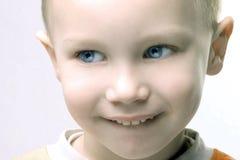 μεγάλο χαμόγελο Στοκ Εικόνες