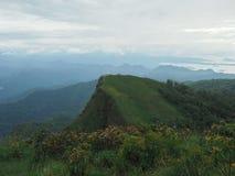 Μεγάλο Moutain στην Ταϊλάνδη nationalpark στοκ εικόνα με δικαίωμα ελεύθερης χρήσης