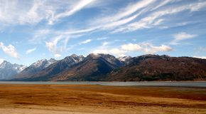 μεγάλο NP teton Wyoming Στοκ Εικόνα