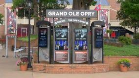 Μεγάλο Ole Opry στο Νάσβιλ - το Νάσβιλ, Ηνωμένες Πολιτείες - 16 Ιουνίου 2019 απόθεμα βίντεο