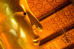 μεγάλο pho του Βούδα wat στοκ φωτογραφίες με δικαίωμα ελεύθερης χρήσης