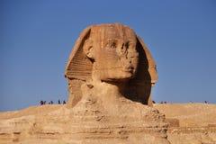 μεγάλο sphinx giza στοκ εικόνα με δικαίωμα ελεύθερης χρήσης