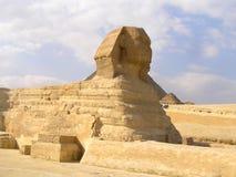μεγάλο sphinx giza Στοκ Εικόνα