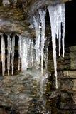Μεγάλο thaw 1 Στοκ Εικόνες