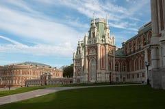 μεγάλο tsaritsino παλατιών Στοκ Φωτογραφία