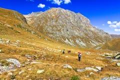 μεγάλα βουνά βουνών τοπίων Στοκ φωτογραφία με δικαίωμα ελεύθερης χρήσης