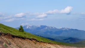 μεγάλα βουνά βουνών τοπίων Στοκ Φωτογραφίες