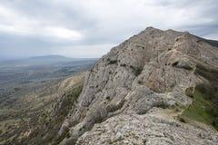 μεγάλα βουνά βουνών τοπίων peak rocky Στοκ εικόνες με δικαίωμα ελεύθερης χρήσης