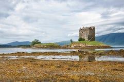 Μεγάλα κάστρα της Σκωτίας Στοκ φωτογραφία με δικαίωμα ελεύθερης χρήσης
