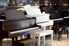 Μεγάλα πιάνα Στοκ φωτογραφία με δικαίωμα ελεύθερης χρήσης