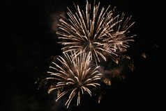 μεγάλα πυροτεχνήματα στοκ φωτογραφίες με δικαίωμα ελεύθερης χρήσης