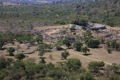 Μεγάλες καταστροφές της Ζιμπάπουε Στοκ εικόνες με δικαίωμα ελεύθερης χρήσης