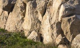 μεγάλες πέτρες Στοκ Εικόνα