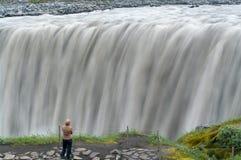 Μεγάλες πτώσεις Στοκ Φωτογραφίες