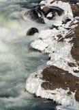 Μεγάλες πτώσεις Potomac έξω από το Washington DC Στοκ φωτογραφία με δικαίωμα ελεύθερης χρήσης