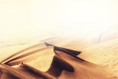 μεγάλη άμμος αμμόλοφων Στοκ φωτογραφία με δικαίωμα ελεύθερης χρήσης